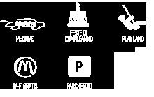 McDrive - Feste di compleanno - Playland - WiFi gratis - Parcheggio - Mc Café