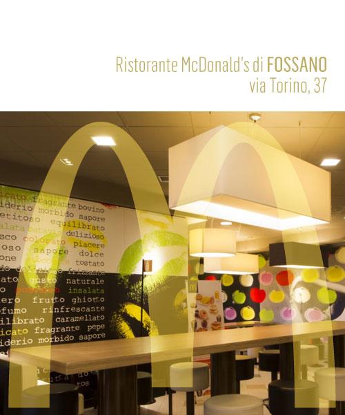 McDonald's - Fossano