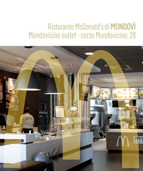 McDonald's - Mondovì