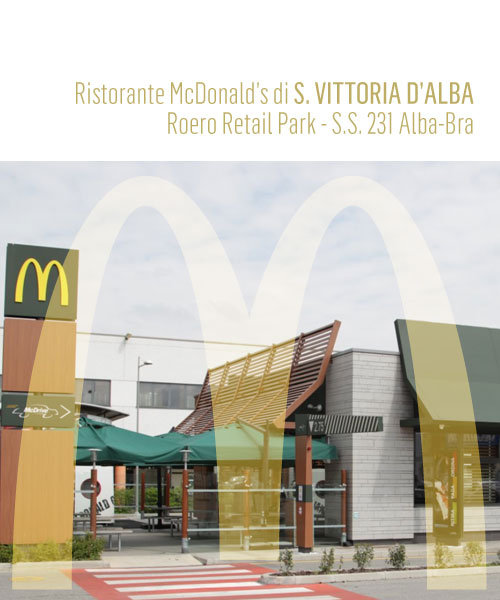 McDonald's - Santa Vittoria d'Alba
