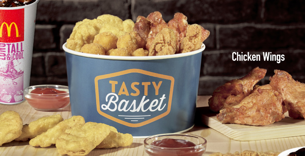 tasty basket