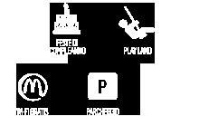 Feste di compleanno - Playland - WiFi gratis - Parcheggio - Mc Café